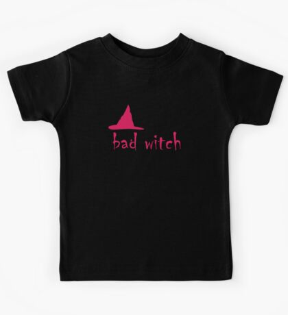 Bad Witch Kids Tee
