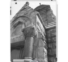 Cemetery Study iPad Case/Skin