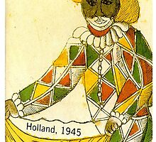 Neutral Milk Hotel album artwork, Holland 1945 by Hannah Mizen