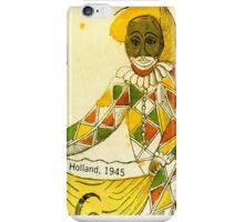 Neutral Milk Hotel album artwork, Holland 1945 iPhone Case/Skin