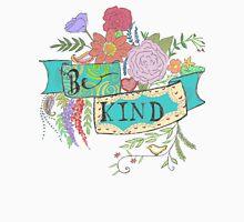 Be Kind Mens V-Neck T-Shirt
