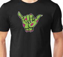 Hang Loose Zombie Unisex T-Shirt
