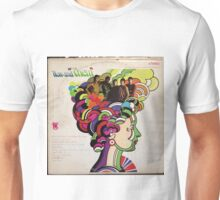 Now and Them, Psychedelic Garage Rock lp Unisex T-Shirt