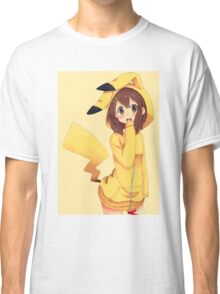 K-ON x Pikachu Classic T-Shirt