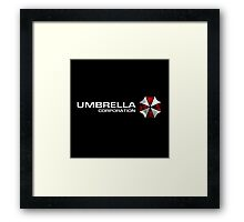 Umbrella corporation Framed Print