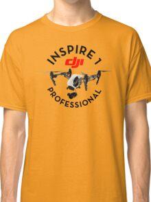 DJI inspire 1 professional New design black Classic T-Shirt
