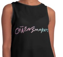 The Chainsmokers Blue Violet Contrast Tank