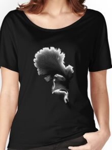 Mushroom 3 Women's Relaxed Fit T-Shirt