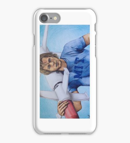 MacGyver 2016 iPhone Case/Skin