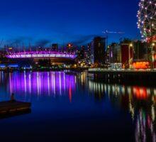 Vancouver, B.C., Canada Sticker