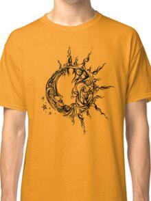 Tribal Sun and Moon Classic T-Shirt