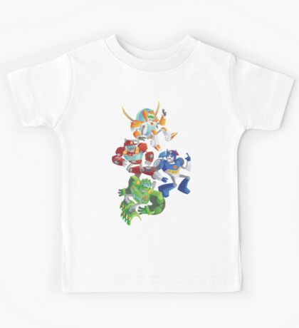 Rescue Bots: Fall to the Rescue Kids Tee