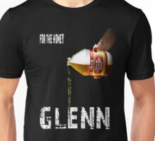 rip glenn pour out some liqour Unisex T-Shirt