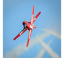 Canadian Snowbirds Photographic Print