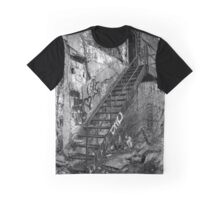 Stairs | East Marion, New York Graphic T-Shirt