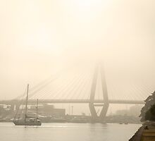 In the mist by Amber Elen-Forbat