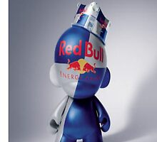 red bull's man by Swaag
