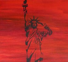 The price of liberty is steep by brambles