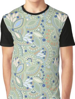Abstract pattern of scattered beads . Graphic T-Shirt