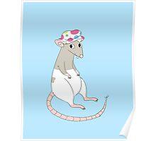 Rattie in Hattie Poster