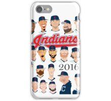 Indians Cleveland 2016 iPhone Case/Skin