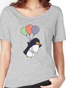 When There's a Penguin, There's a Way Women's Relaxed Fit T-Shirt