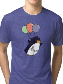 When There's a Penguin, There's a Way Tri-blend T-Shirt