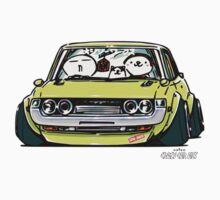 Crazy Car Art 0137 Kids Tee