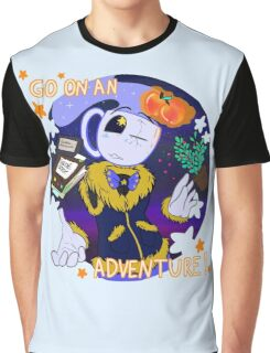 Go On An Adventure! Graphic T-Shirt
