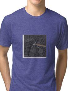 Pink Floyd Cover Tri-blend T-Shirt