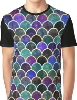 Watercolor Lovely Pattern XII Graphic T-Shirt
