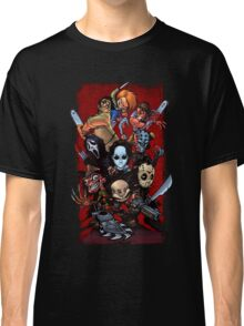 Horror guys Classic T-Shirt