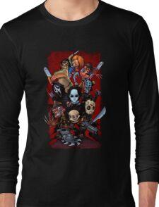 Horror guys Long Sleeve T-Shirt