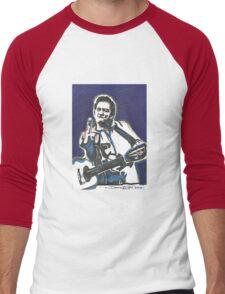 Johnny Cash Men's Baseball ¾ T-Shirt