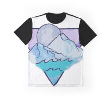 Land and Sea Graphic T-Shirt