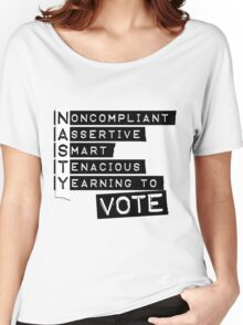 NASTY Women's Relaxed Fit T-Shirt