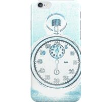 old pocket watch iPhone Case/Skin