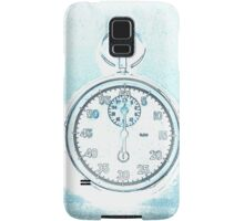 old pocket watch Samsung Galaxy Case/Skin