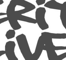 Aerith LIVES! Sticker