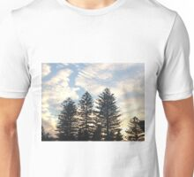 Ripples in the sky Unisex T-Shirt