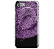 old  hat iPhone Case/Skin