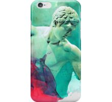 The Discobolus of Myron iPhone Case/Skin