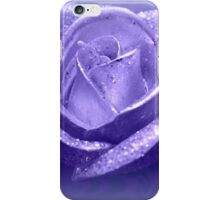 candle in the shape of roses iPhone Case/Skin