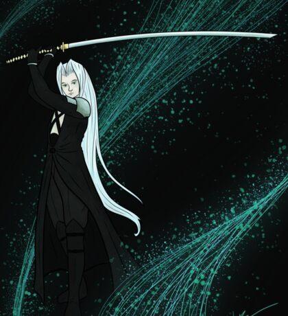 Sephiroth Sticker