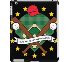 Take Me Out to the Ball Game iPad Case/Skin
