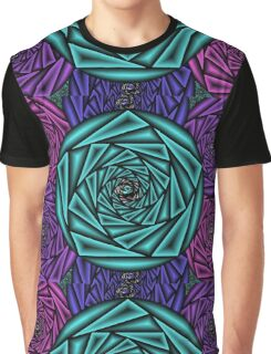 Spiral out Graphic T-Shirt