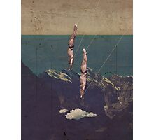 High Diving Photographic Print