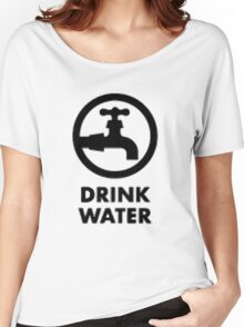 Drinkwater  Women's Relaxed Fit T-Shirt