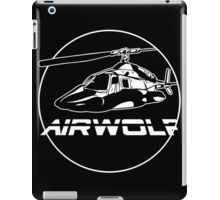 Airwolf Chopper iPad Case/Skin
