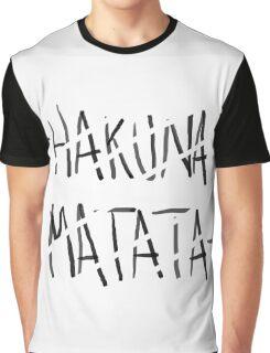 Hakuna Matata Graphic T-Shirt